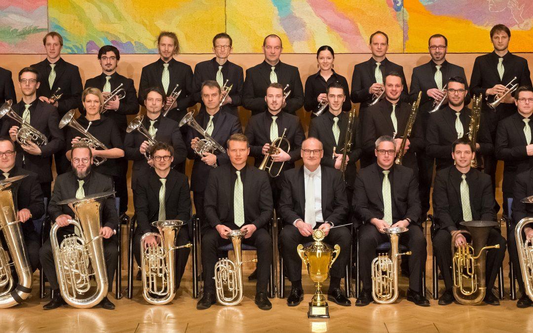Brass Band Fröschl Hall / Thomas Gansch / Corsin Tuor